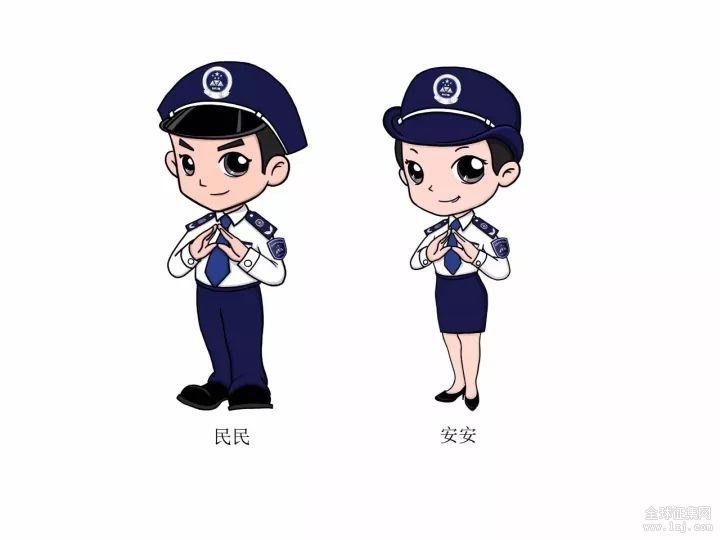 深圳市市场和质量监管委征集卡通人物形象投票图片
